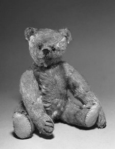 An early German teddy bear 1911