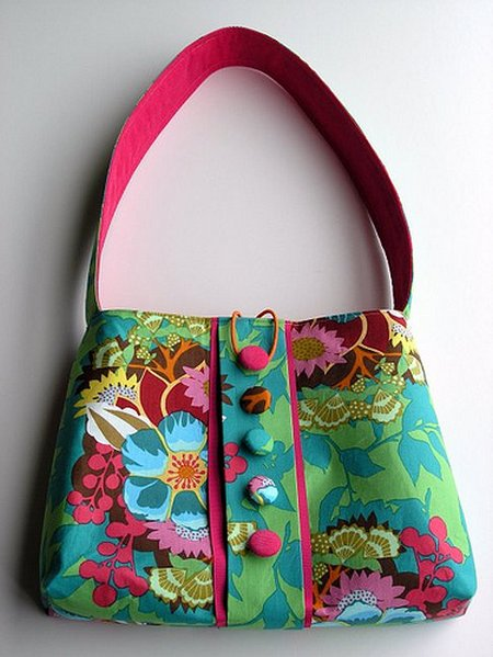 handmade handbags � play with shapes goldenfingers