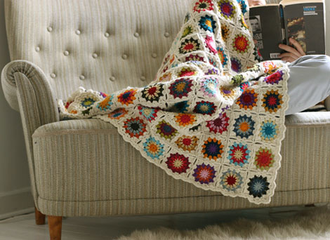 CROCHET BUNNY BLANKET PATTERN | Crochet Patterns