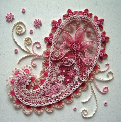 Creative Paper Quilling by Doreen: Happy Easter!
