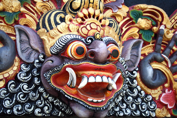 Balinese Arts & Crafts | GoldenFingers