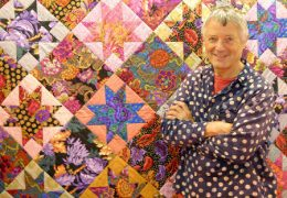 Kaffe Fassett Studio: A Designs for Joy and Happiness