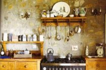 The Tuscan Style Kitchen Design