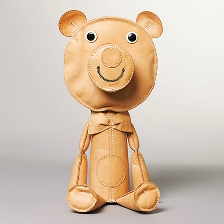 modern designed toys by AcneJR chester leather