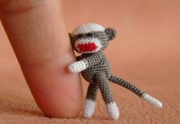 Amigurumi, A New Doll for Your Child