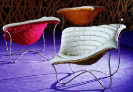 Vito Selma Paisley Chair