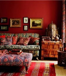 living-room-red-painted-walls-european-decorating-home-ideas1
