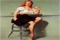 Pinup Girls: A Short History of