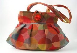 Handmade Handbags – Play with Shapes!