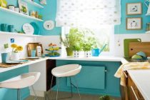 Cheap and Easy Kitchen Decorating