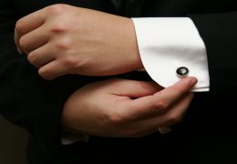 A Short Story About Cufflinks