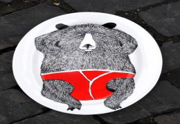 James Ward design: Friendly Beasts on Your Plate
