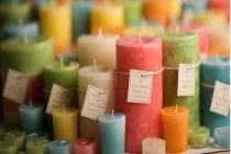 The World of Candles