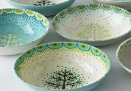 Katrin Moye's Ceramic Art