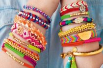 How to Make a Chevron Friendship Bracelet?