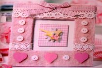 Decorative Picture Frame for Baby Room