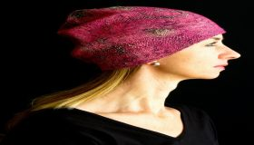 Trish Raine's Handmade Felt Hats