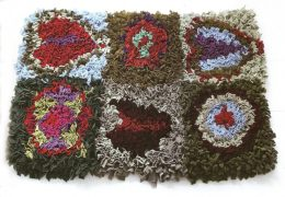 Rag Rug Mat Project