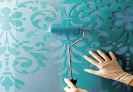 How to Stencil the Wall in your Home?