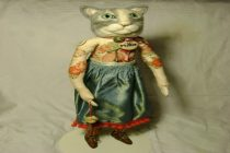Annie Hutchinson: Textile Animal Dolls