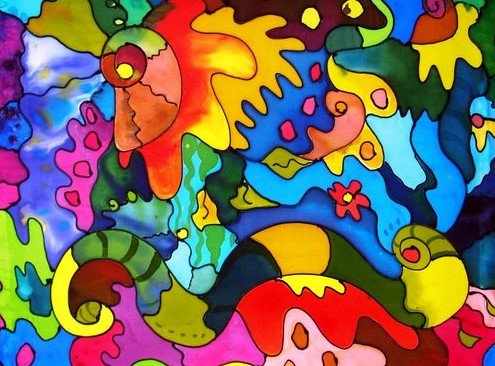 Phyllis Boger 'Under the Sea'