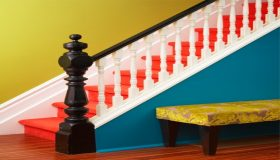 Colour Highlights in the Interior Design