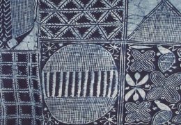 African printed and dyed textiles