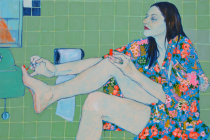 Hope Gangloff's contemporary paintings