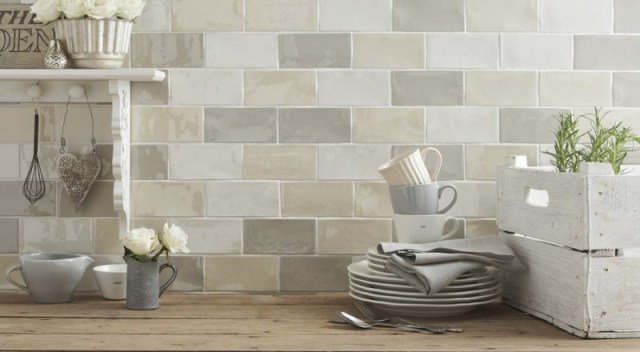 Decorative Kitchen Tiles Goldenfingers